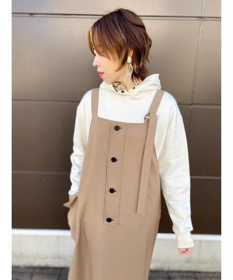 SRIC ★ 2way jumper skirt