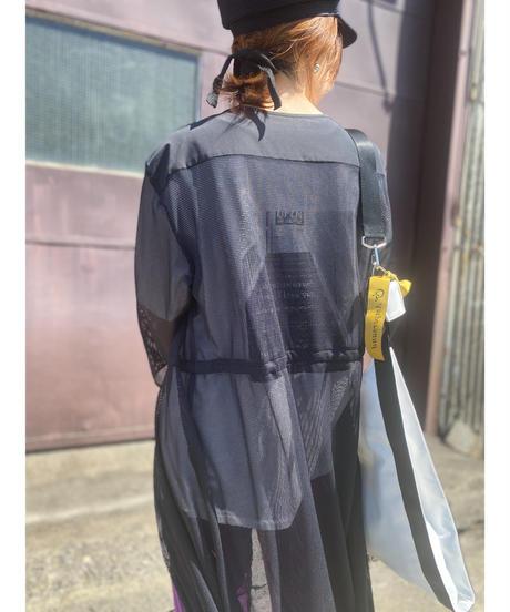SRIC ★ mesh zip one-piece