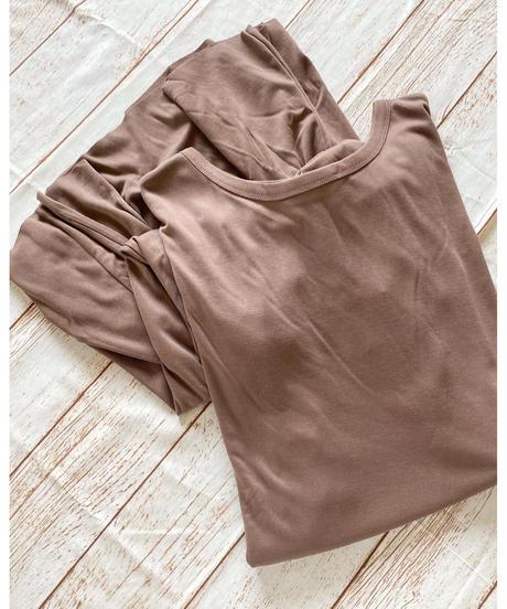 CHIGNONSTAR ★ tereko fabric one-piece
