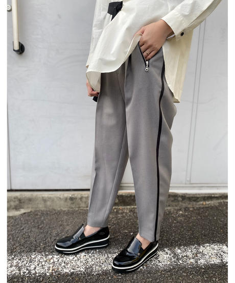 SRIC ★ zip side line pants