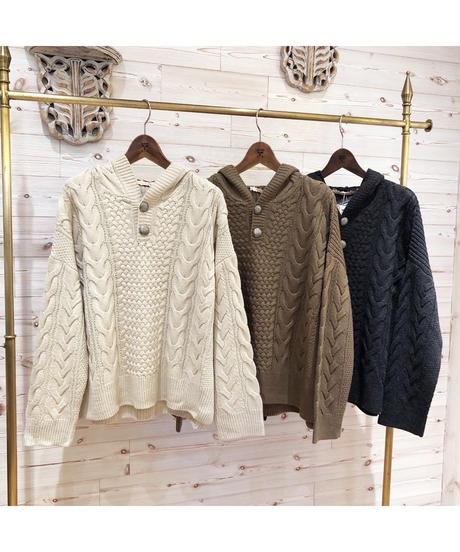 AIC ★ knit foodie
