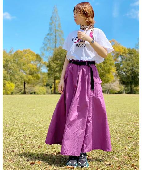 SRIC ★ cargo pocket skirt