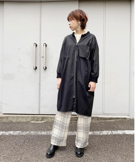SRIC ★ long shirt jacket