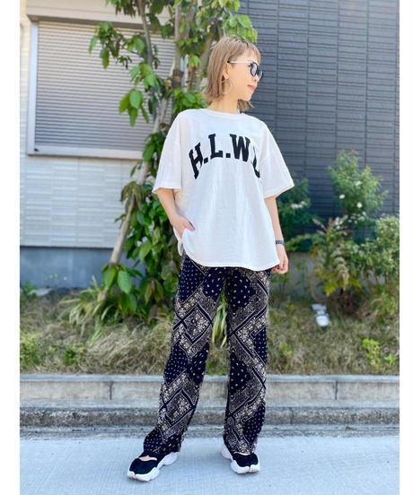 CHIGNON ★ paisley easy pants