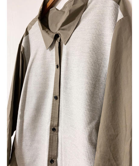 SRIC ★ docking shirt one-piece