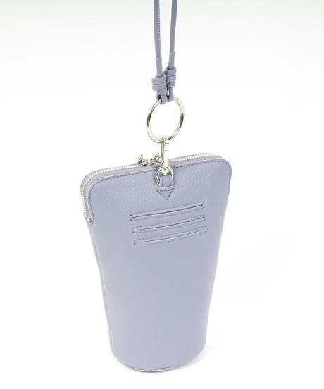 【B-21301】BEUARE カウレザー マルチポーチ付き モバイル ポシェット