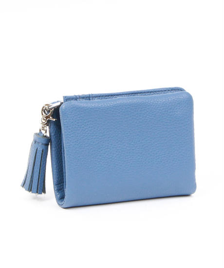 【B-21121】BEAURE ヴュレ カウレザー 二つ折り 財布