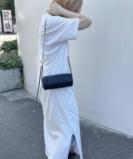 【B-21141】BEAURE ヴュレ カウレザー キルティング ミニ ショルダーバッグ