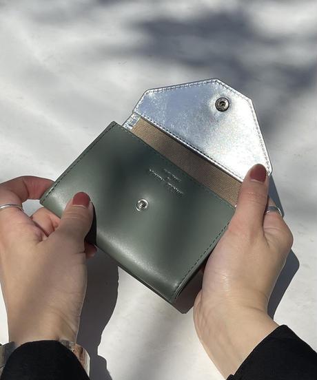 【BS-02021】BEAURE ヴュレ カウレザー コイン カードケース