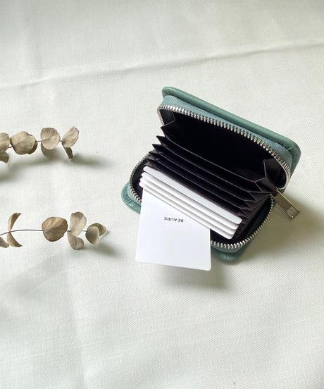 【B-20364】BEAURE ヴュレ カウレザー カードケース