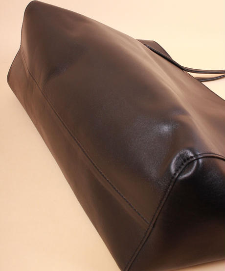 【BS-02010】BEAURE SECOND ヴュレ セカンド カウレザー ベーシック トートバッグ