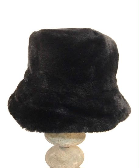 【Selected item】Fur bucket hat  / ファーバケットハット / mg454