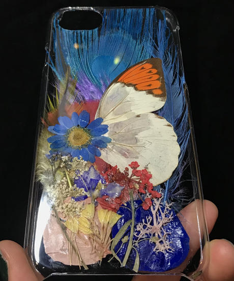 【FUTURE】Nature Mobile Phone Case<i Phone6/6s/7/8>FT-N7-60
