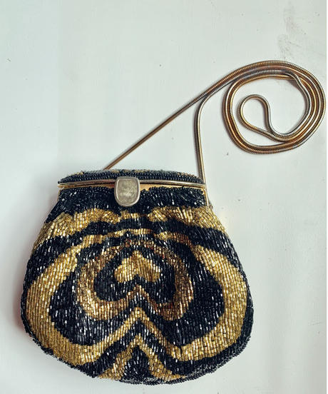 【Used Item】Beads mini shoulder bag / ビーズミニショルダーバッグ