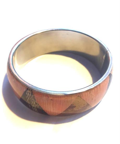 【Used】Leaf design bracelet / 葉デザインブレスレッド