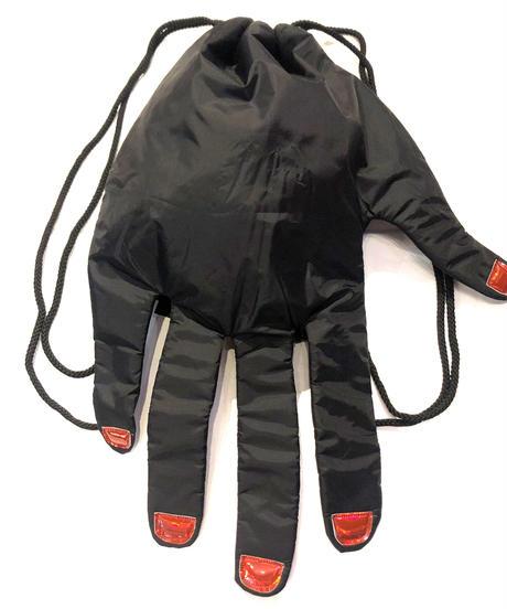 【Selected item】Hand  design knapsack/ネイルデザインナップサック