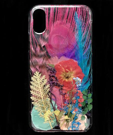 【FUTURE】Nature Mobile Phone Case <i Phone X / Xs> FTR-X-16