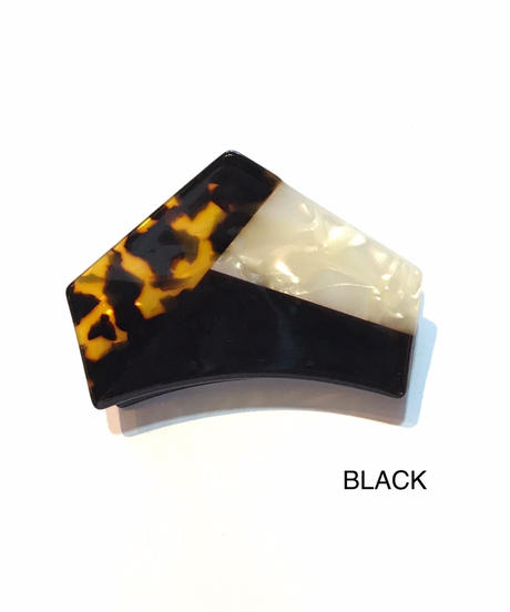【Selected item】Bi-color hair clip / バイカラーヘアクリップ / mg