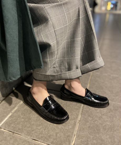 【Used】Enamel loafer / エナメルローファー