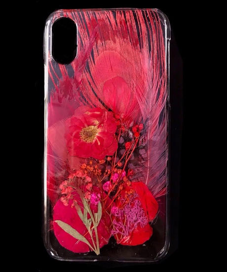 【FUTURE】Nature Mobile Phone Case <i PhoneX / Xs> FTR-X-20
