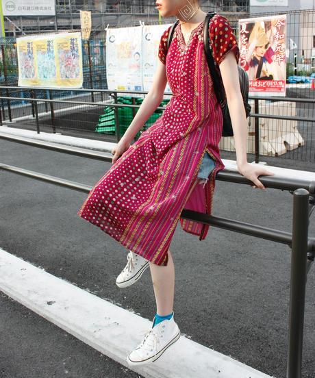 【Used 】Ethnic dress / エスニックワンピース