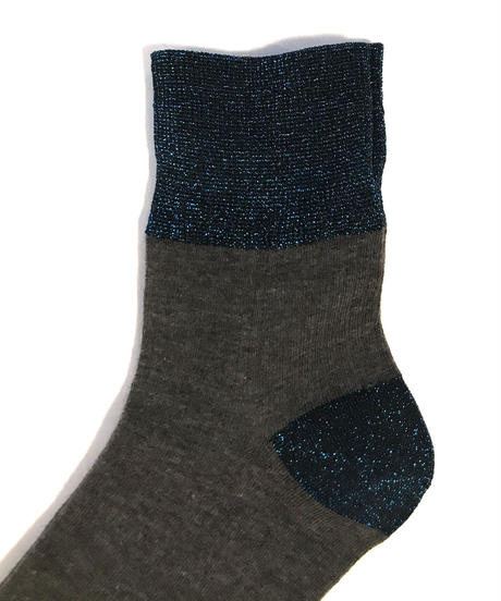【Selected item】Glitter socks / グリッターソックス