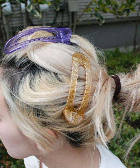 【Selected item】Hair barrette /ヘアクリップ / mg-261