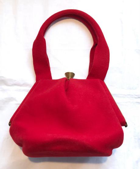 【Vintage】Wool mini bag / ミニバッグ