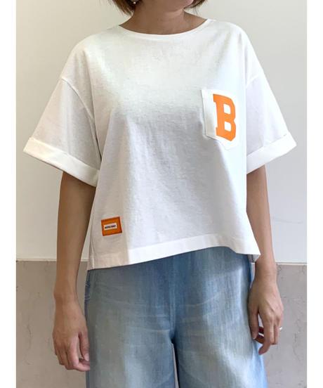 "[BEATING HEART]""B""Tシャツ【グレー】"
