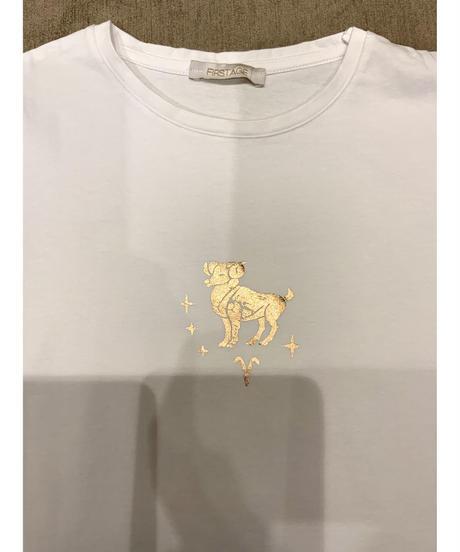星座Tシャツ【やぎ座】