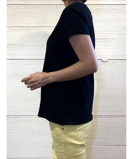 on the spot tシャツ【ブラック】