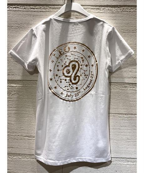 星座Tシャツ【しし座】