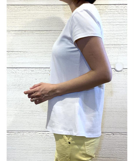 on the spot tシャツ【ホワイト】