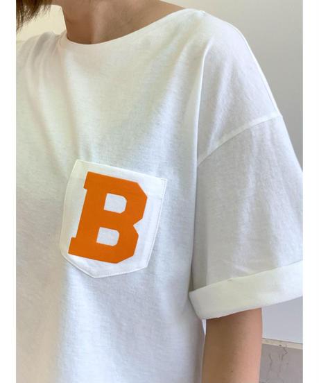 "[BEATING HEART]""B""Tシャツ【ホワイト】"