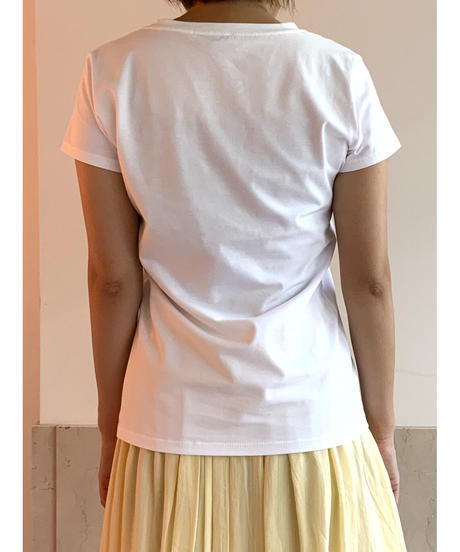 ROMANTIC Tシャツ【ホワイト】