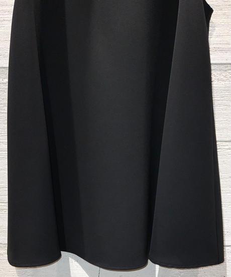◆NEW◆[GEY GRY]フレアブラウス【ブラック】