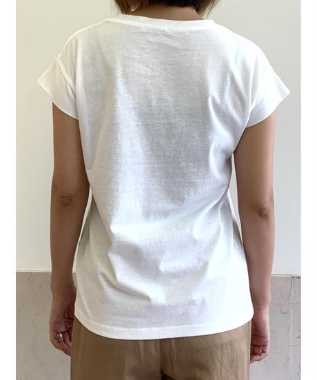 you happy Tシャツ【ベージュ】