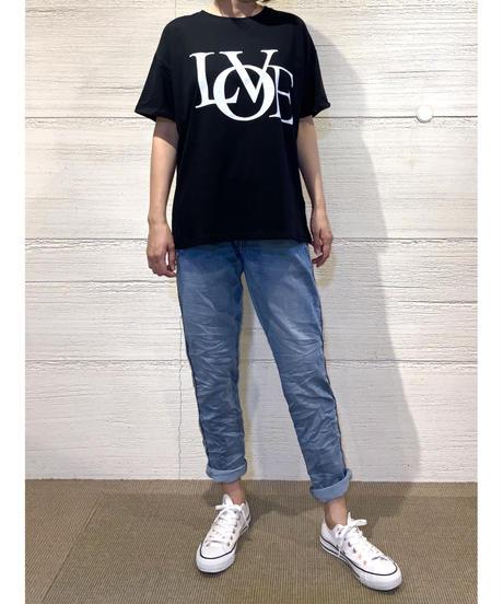 LOVE tシャツ【ブラック】