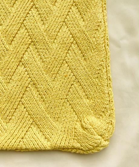 クロシェバッグ/Yellow