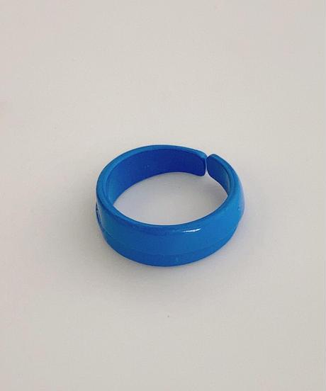 ポルキュースリング/Blue