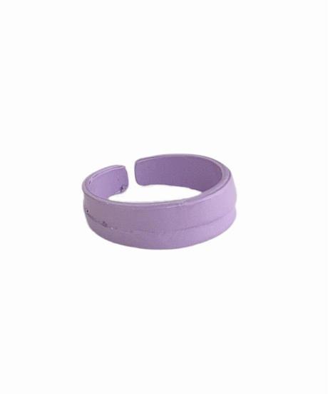 ポルキュースリング/Pale Purple