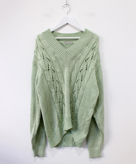 pailgreen sweater