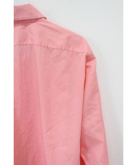 70s ARROW pink shirt