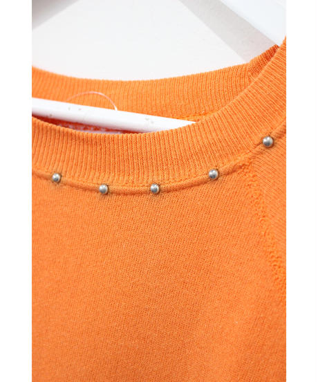 【hanes】made in USA studs sweat
