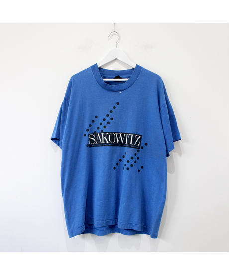 graphic used tee
