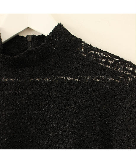 【HUGO VALENTINO】high neck tops