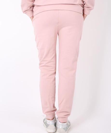 マルチスウェットパンツ/Pink