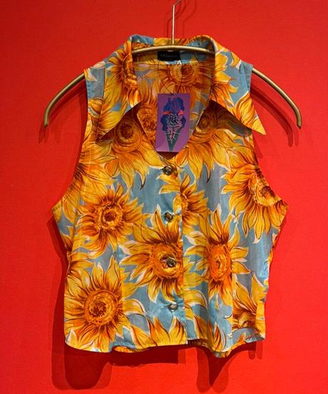sunflower tops