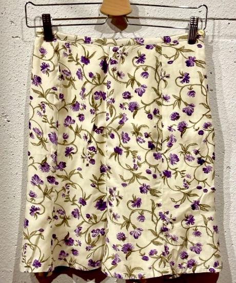lavender skirt