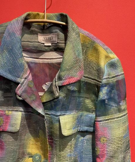 see-through jacket